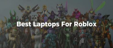 Best Laptop for Roblox